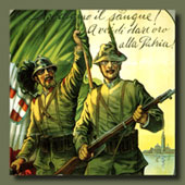 1914/1918<br /> ITALIA