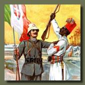 1885/1945 <br />ITALIA, COLONIALISMO E GUERRE