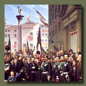 1800/1870<br /> RISORGIMENTO & UNITA' D'ITALIA